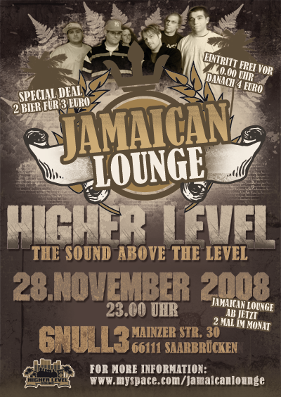 Jamaican Lounge Nov 08