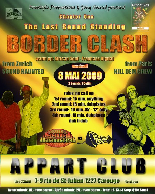 borderclash