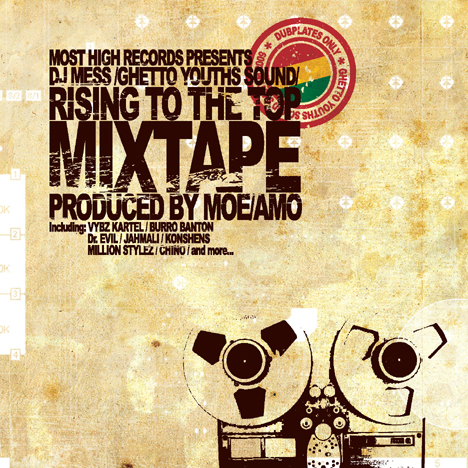 Rising To The Top Mixtape 2009