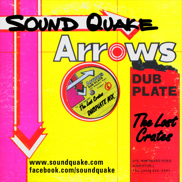 Download] Sound Quake – The Lost Crates – Dubplate Mix | way