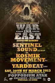 war ina east 2